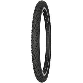 """Michelin Country'J Opony rowerowe 20"""" drut czarny"""